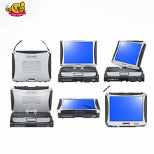 Big Promotion! 100% TOP Quality Toughbook CF19 CF-19 CF 19 Laptop three year warranty Toughbook laptop CF 19 DHL free shipping