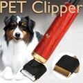 Cortadora de pelo eléctrica para perros, Kit de aseo profesional para gatos de 55 W, cortadora de pelo para mascotas de alta calidad, máquina de afeitar para corte de pelo