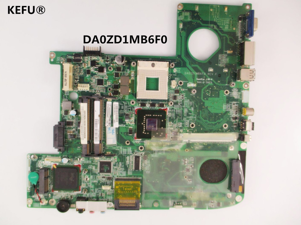 Kefu Mbagw06002 Da0zd1mb6f0 Mb Agw06 002 For Acer Aspire 5920 5920g Laptop Motherboard Pm965