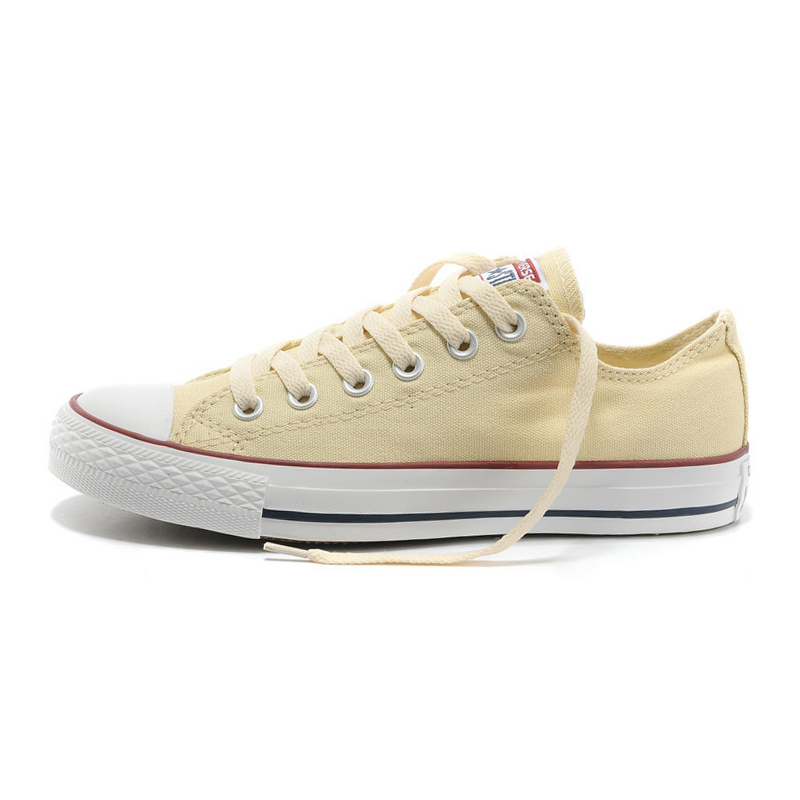 16154245b71b Original New Arrival 2016 Converse classic Canvas skateboarding shoes  Unisex Low top sneakser free shipping-in Skateboarding from Sports    Entertainment on ...