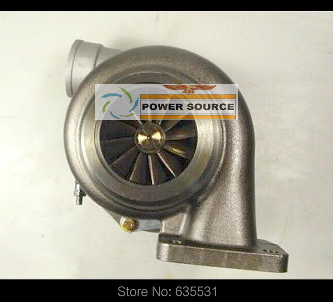 T78 Turbo Turbocharger Intake 4 inches oil cooled v-band compressor ar. 70 turbine ar .1.05 T4 flange Power 700-1000hp (1)