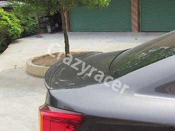 Lexus Için IS250 IS350 Sedan Karbon Fiber Bagaj Boot Dudak Spoiler Kanat 2005-2012