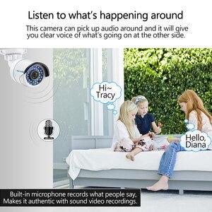 Image 3 - H.265 16CH 2MP 5MP poe nvr cctvセキュリティシステム16個ir屋外1080 1080pオーディオ記録ipカメラP2Pビデオ監視キット4テラバイト