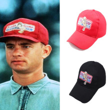 Forrest Gump 1994 Bubba Shrimp CO. Baseball Cosplay Hat Toy Men&Women Fashion Embroidered Summer Snapback Cap Gift Jouet