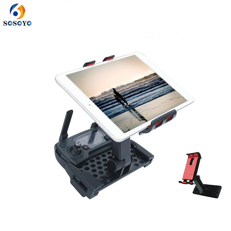 Prix pour Mavic Pro Émetteur Moniteur Montage Extender Support Support Support pour 4-12 pouce téléphone/ipad pour dji mavic pro télécommande