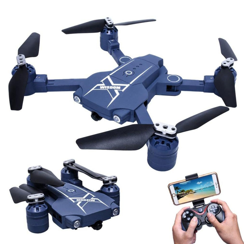 Free extra battery hc-629 2.4G WIFI FPV Camera RC Quadcopter Foldable G-sensor RC Drone Altitude Hold folding drone vs X5SW X5UW jjrc h49 sol ultrathin wifi fpv drone beauty mode 2mp camera auto foldable arm altitude hold rc quadcopter vs e50 e56 e57