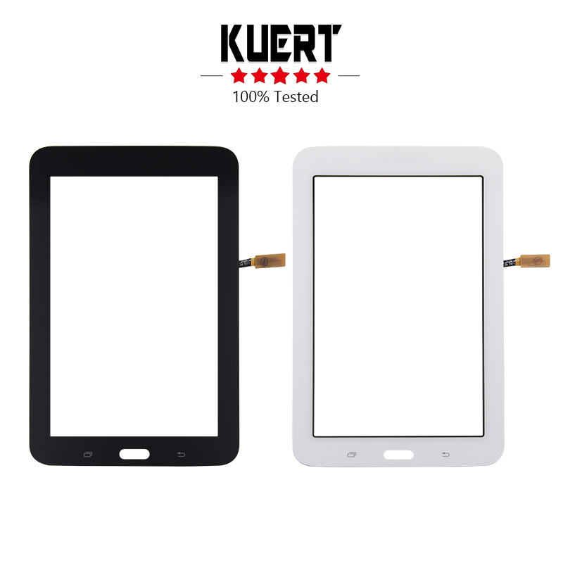 Free Shipping For Samsung Galaxy Tab 3 Lite SM-T113 T113 Touch Screen Digitizer Glass Replacement 25w n jk coaxial fixed attenuator dc 3ghz 50 ohm 1db 3db 5db 6db 10db 15db 20db 30db free shipping