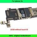 32 gb função motherboard original completo para iphone 5s sem touch id placa lógica mainboard com chips sistema ios desbloqueado