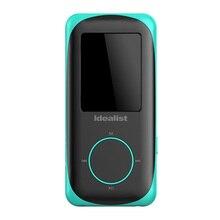 Nueva Portátil de Pantalla LCD Reproductor de Música MP3 Mini Clip Multicolor 4 GB Reproductor de MP3 Con Micro TF/Tarjeta SD ranura para Productos Electrónicos