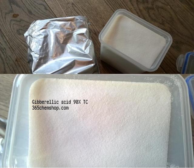 10 грамм гиббереллиновой кислоты GA3 90% TC удобрений гиббереллина Бесплатная доставка