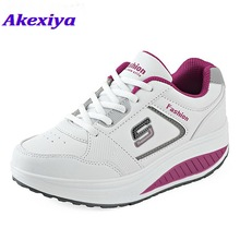 Akexiya running Sneakers for weight loss womens running shoes krossovky rocking
