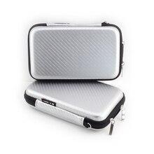 """Envío libre 2.5 """"bolso de la Caja para Disco Duro Externo Disco Electrónica Cable Organizar Bolsa de La Cámara Mp5 Caja HDD Portátil Case GH1508"""