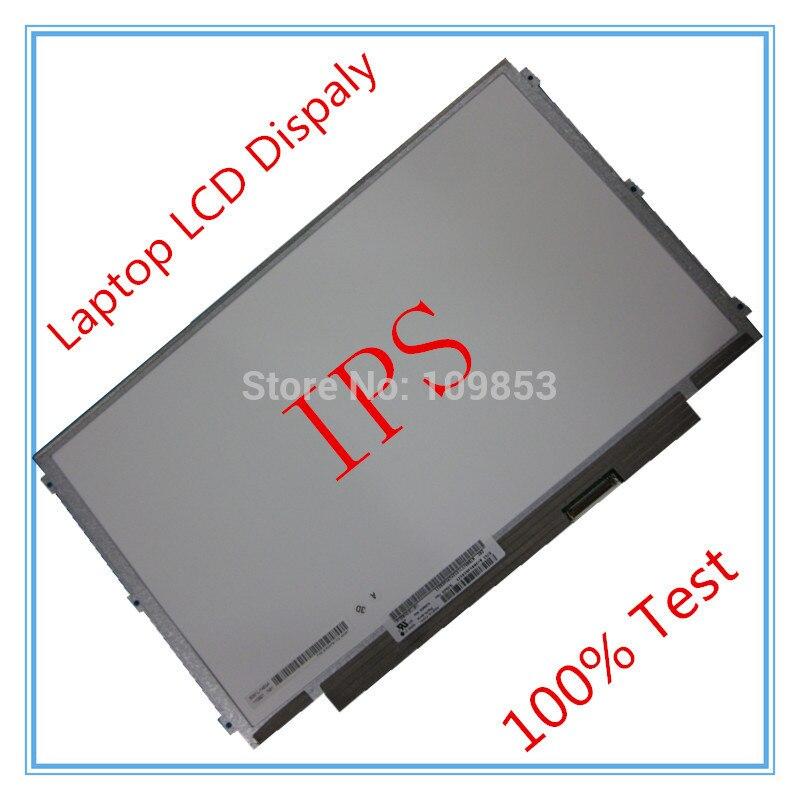 12.5 ''schermo IPS Display lcd Del Computer Portatile per LENOVO S230U K27 K29 X220 X230 LP125WH2 SLT1 SLB3 LP125WH2-SLB1