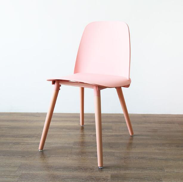 YINGYI New Arrival Plastic Dining Chair Without Arms Free Shipping