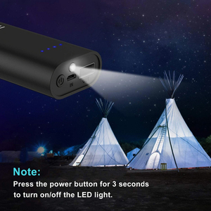 Image 5 - INIU Mini Power Bank  5200mAh USB Portable Charger Fast Charging Powerbank Pack Poverbank External Battery Charge for Xiaomi mi9