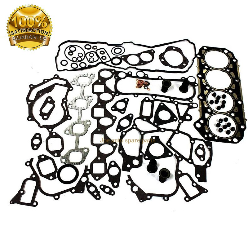 Zd30 Full Gasket Set Kit For Nissan Patrol Grterrano Iiurban