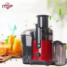 ITOP 220V High Quality Juicers Blender 3 Speeds Electric Juice Extrator Orange Citrus Lemon Fruit Drinking Machine For Home цены онлайн