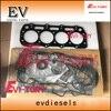For shibaura engine N844 N844L full engine overhaul gasket+ cylinder head gasket set