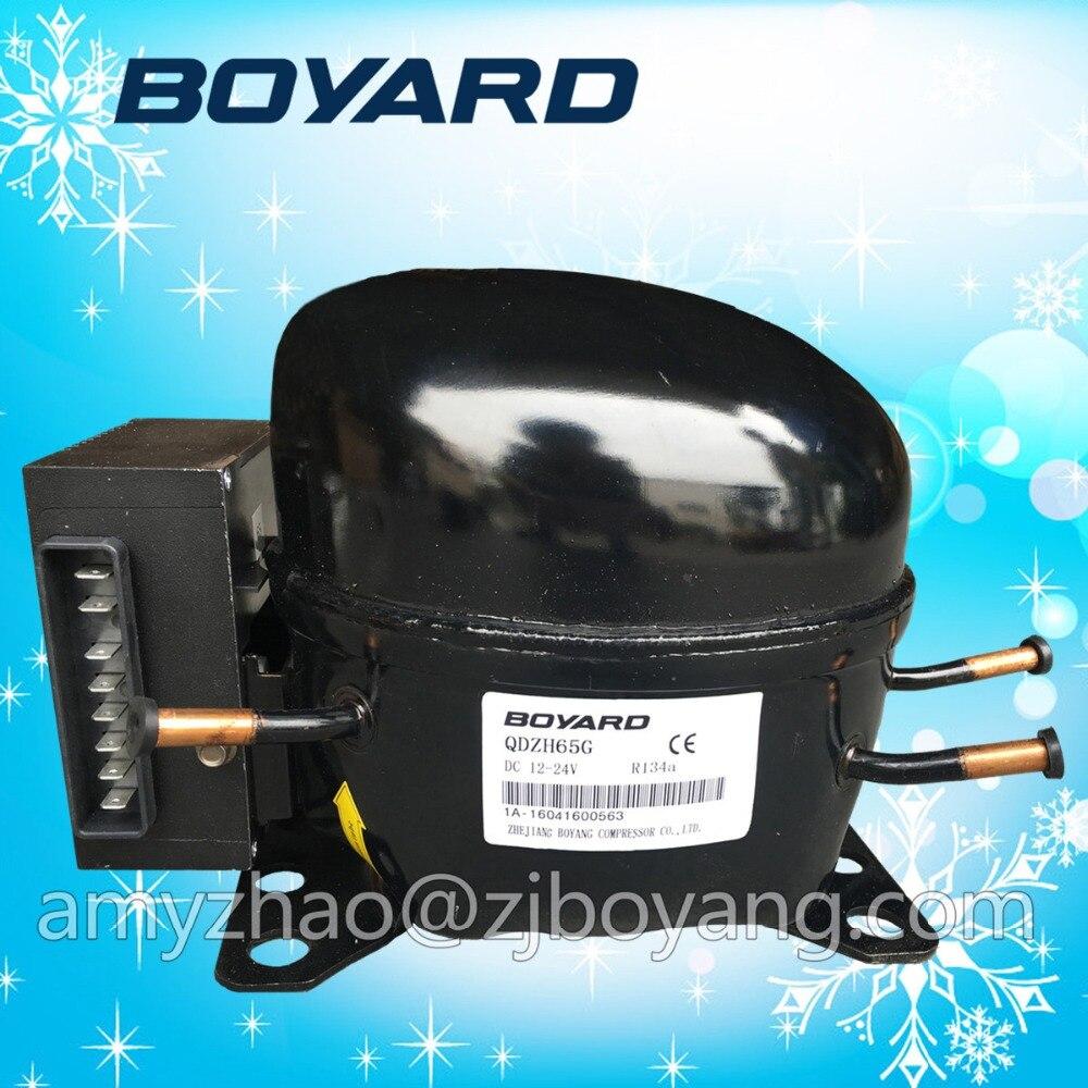 BOYARD 12V 24V refrigeration compressor for Car Minibar boyard 12v 24v refrigeration compressor for car minibar