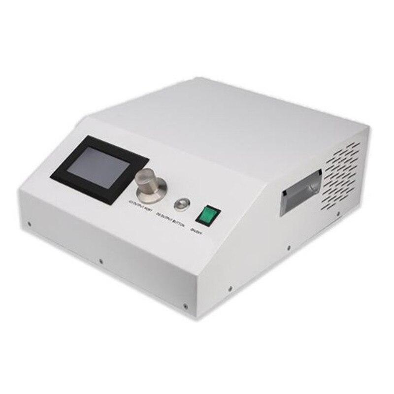 Ozon therapie apparaat voor medische ingebouwde ozon analyzer krijgen verschillende ozonconcentratie van 10 tot 85ug / ml