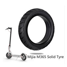 все цены на 8.5Inch XiaomiMi Mijia M365 Solid Tyre Inner Tire Non-Pneumatic Damping Rubber Tyres Front Rear Tyre Electric Scooter Skateboard онлайн