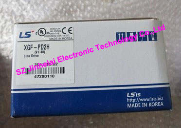 100% New and original  XGF-PD2H  LS(LG)  PLC  Special module  Positioning module 100% new and original xbe dc16a ls lg plc 16 point dc24v input