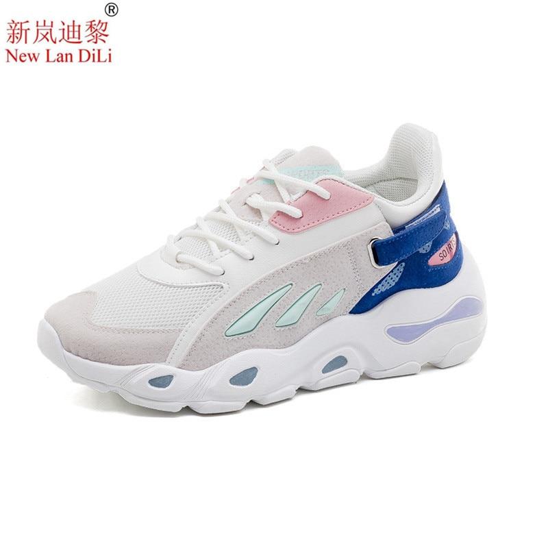 Women Shoes 2018 Fashion Sneakers Women