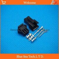 3 Pin/forma Conector 2.54mm SM-3P 2.54 acoplador elétrico para a Bicicleta E-/carro/circuito eletrônico ect.