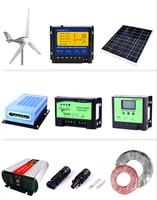 24 в небольшой мини поделки были мельница генератор модель, s700 в земля портативный солнечный генератор энергии ветра генератор 400 вт