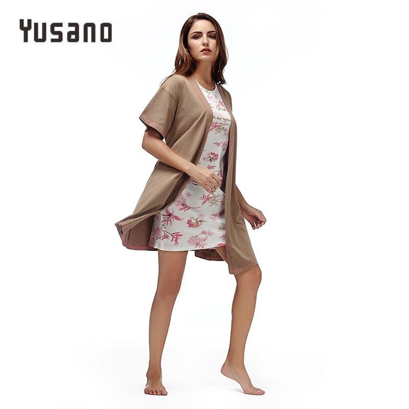 Robe de chambre sexy pour l'été
