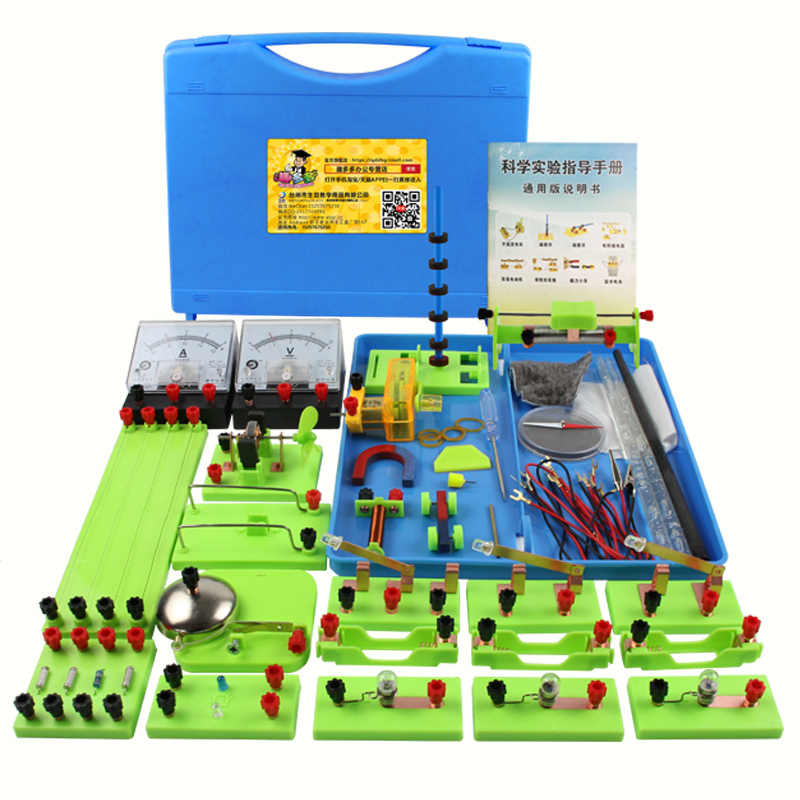 Detail Feedback Questions about child Electric experiment box school