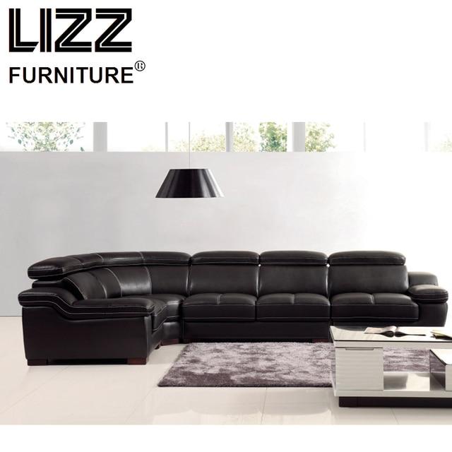 Amazing Corner Sofas Loveseat Chair Sofa Para Sala Living Room Furniture Modern  Design Scandinavian Corner Leather Sofa