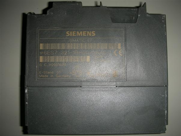 1PC USED * PLC6ES7321-1BH00-0AA0 1pc used ab plc 1734 ow2