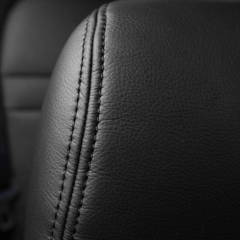 Vent de voiture housse de siège de voiture Pour bmw e46 e36 e39 accessoires e90 x5 e53 f11 e60 f30 x3 e83 x1 f48 f10 f15 housses pour sièges auto - 5