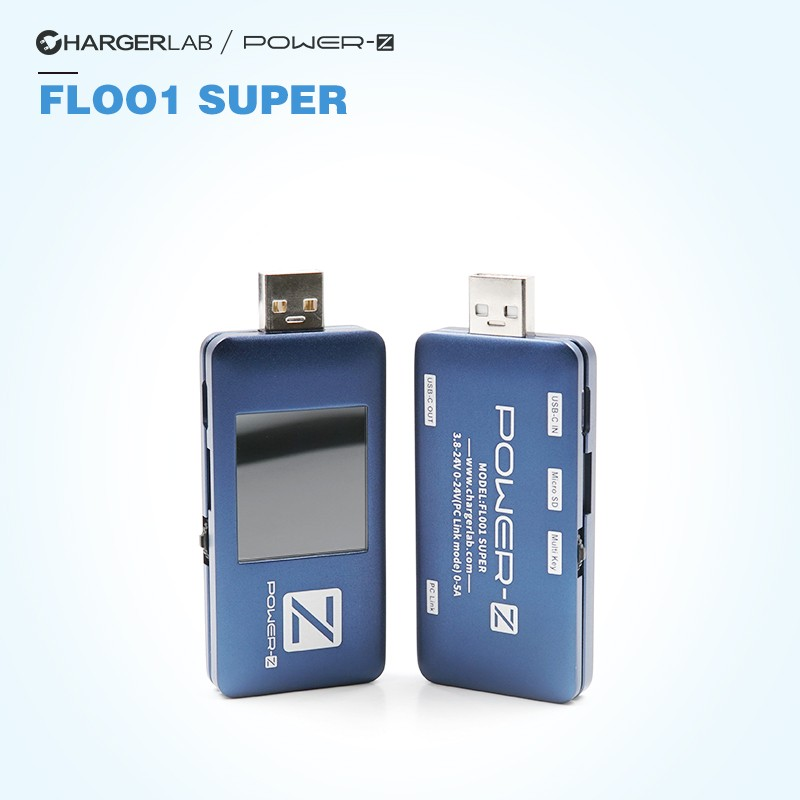 POWER Z USB PD Tester FL001 SUPER