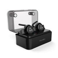 100 Original Syllable D900MINI Bluetooth 4 0 Earphone Duble Ears Earphone Twins True Wireless Earphone Stereo
