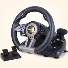 Lima shida v3ii Analog learn to drive simulation automobile race Need for Speed computer game steering wheel pc vibration