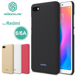Xiaomi Redmi 6 Case Nillkin Frosted Shield Redmi 6A Hard PC Back Cover Case for Xiaomi Redmi 4A 5A Nilkin Ultra Thin Phone Case