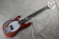 Top Quality Left Handed 4 String Take The Initiative To Pick Up Music Man StingRay Ernie