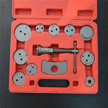 Big sale 12pcs/Set Universal Car Disc Brake Caliper Wind Back Brake Piston Compressor Tool Kit For Most Automobiles Garage Repair Tools