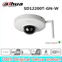 Free Shipping DAHUA Digital Wifi Camera 2MP Starlight PT Wi Fi Network Camera without Logo SD12200T GN W
