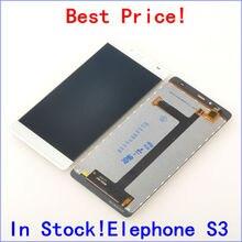 Elephone S3 ЖК-дисплей Дисплей и Сенсорный экран планшета Сенсор сборки для Elephone S3 смартфон + Инструменты
