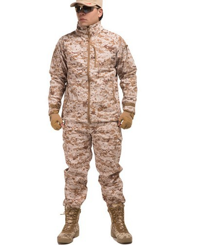 Us Army Military Uniform Outdoor Clothing Overalls Tooling Scratch Resistant 07 Military Uniform