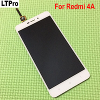 High Quality For Xiaomi Redmi 4A LCD Display Touch Screen Digitizer Assembly For Hongmi 4a Mobile