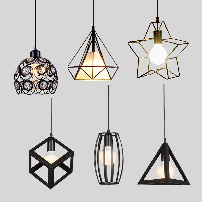 Modern függesztett lámpák minimalista étterem lámpák - Beltéri világítás