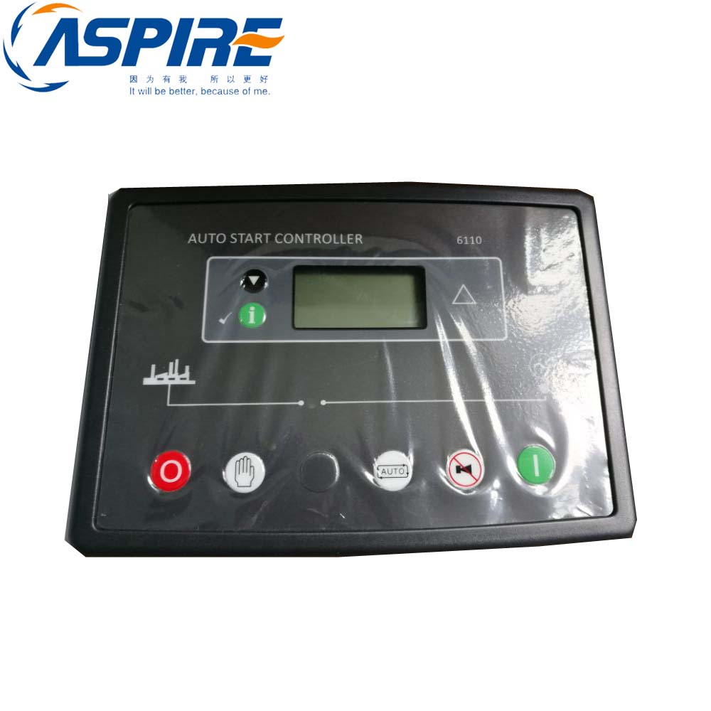 Best Price Generator Controller 6110 ATS LCD Controller nema43 best price 6 0a 12nm 115mm