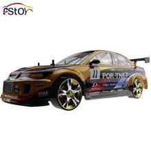 Большой 4WD drift автомобиля RC 1/10 Радио Управление Электрический RTR Гонки электрического rc автомобиль Внедорожник Багги