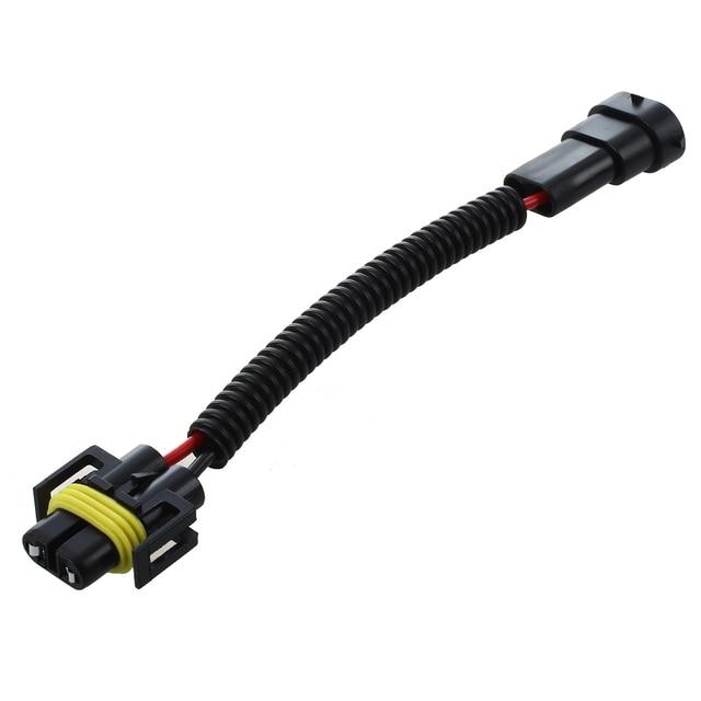 Strange 2 Pcs H8 H9 H11 Wiring Harness Soket Kawat Konektor Plug Adaptor Wiring Digital Resources Instshebarightsorg