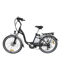 Electric Bicycle 36V 10A 350w Ebike for adult Aluminum Alloy Frame Two Seat Waterproof Electric Motorcycles Adults New Arrival