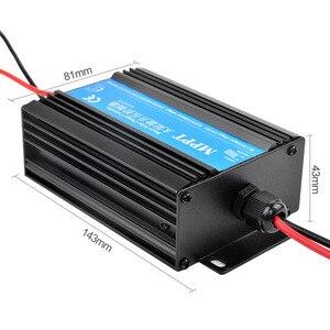 Image 4 - SUNYIMA 24 V/36 V/48 V/60 V/72 V MPPT שמש Boost בקר סוללה חשמלי רכב טעינת מתח רגולטור 300W